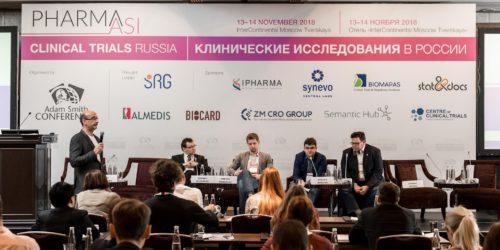 7th International Forum «Clinical Trials In Russia», November 14th, 2018